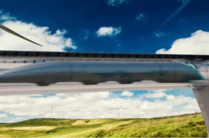 Планы поменялись: Илон Маск займется созданием собственной версии Hyperloop